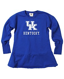 Wes & Willy Toddlers Kentucky Wildcats Fleece Dress