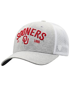Top of the World Oklahoma Sooners Notch Heather Trucker Cap