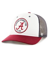 the latest 3ba24 15b81  47 Brand Alabama Crimson Tide Swell MVP Trucker Snapback Cap.