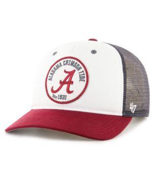 Image of '47 Brand Alabama Crimson Tide Swell Mvp Trucker Snapback Cap