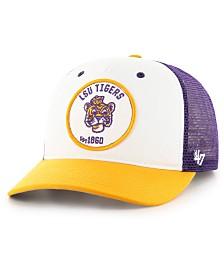 '47 Brand LSU Tigers Swell MVP Trucker Snapback Cap