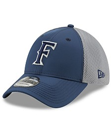 New Era Cal State Fullerton Titans TC Gray Neo 39THIRTY Cap