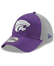 New Era Kansas State Wildcats TC Gray Neo 39THIRTY Cap