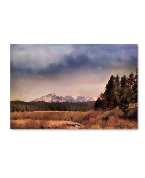"Trademark Global Jai Johnson 'Pikes Peak' Canvas Art - 32"" x 22"" x 2"""