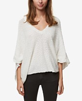 cd5b8077e79 O Neill Juniors  Cotton Poncho Sweater
