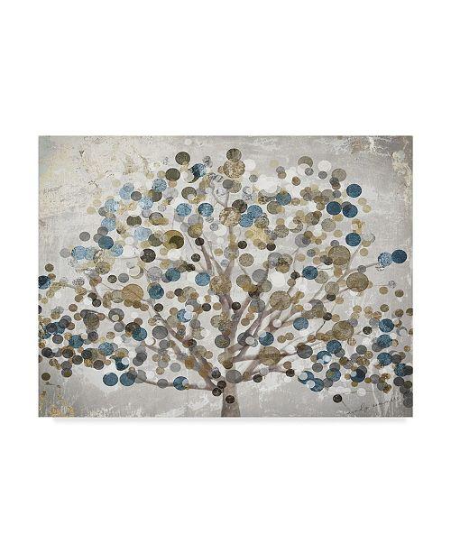 "Trademark Global Color Bakery 'Bubble Tree' Canvas Art - 24"" x 18"" x 2"""