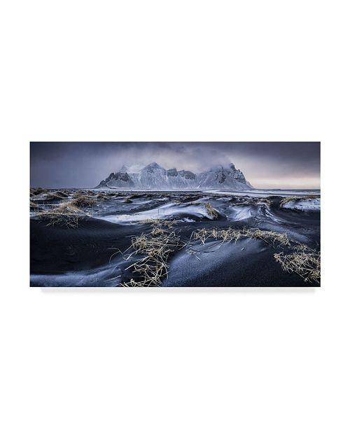 "Trademark Global Ivan Pedretti 'Stokkness Morning' Canvas Art - 47"" x 2"" x 24"""