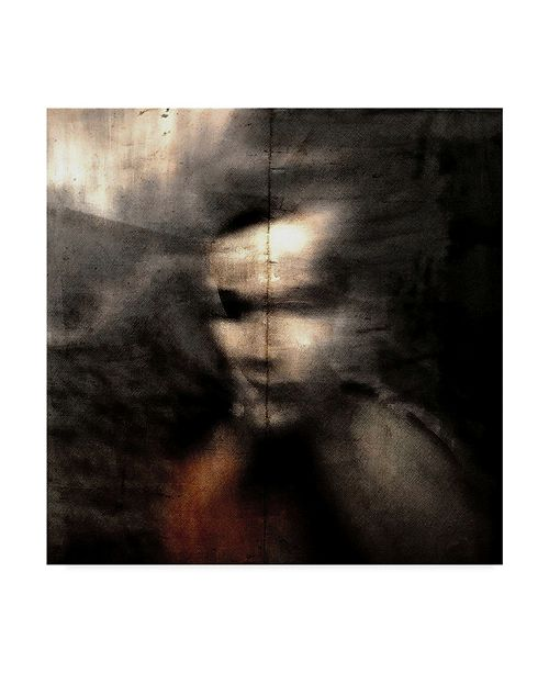 "Trademark Global Dalibor Davidovic 'Shadow Portraits' Canvas Art - 24"" x 2"" x 24"""