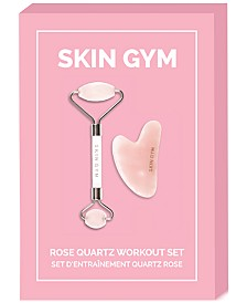 Skin Gym 2-Pc. Rose Quartz Workout Set