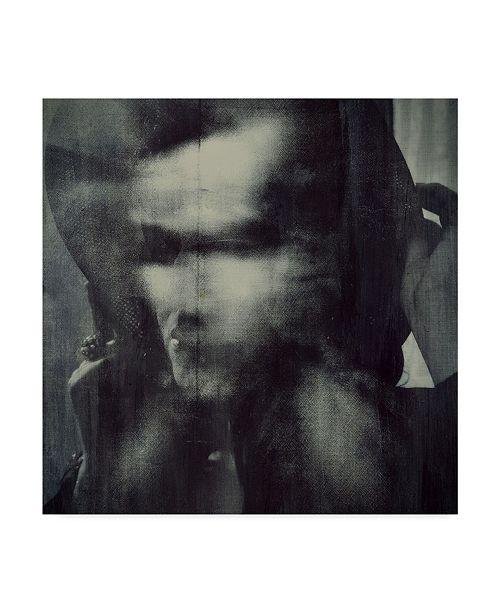 "Trademark Global Dalibor Davidovic 'Shadows Behind' Canvas Art - 18"" x 2"" x 18"""