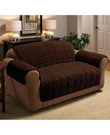 P/Kaufmann Home Plush Sofa Protector