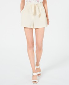 LEYDEN Pleated Shorts