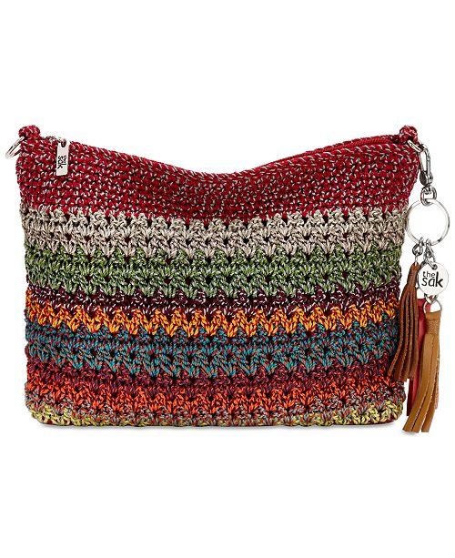 The Sak Casual Classic Crochet Mini Bag Reviews Handbags