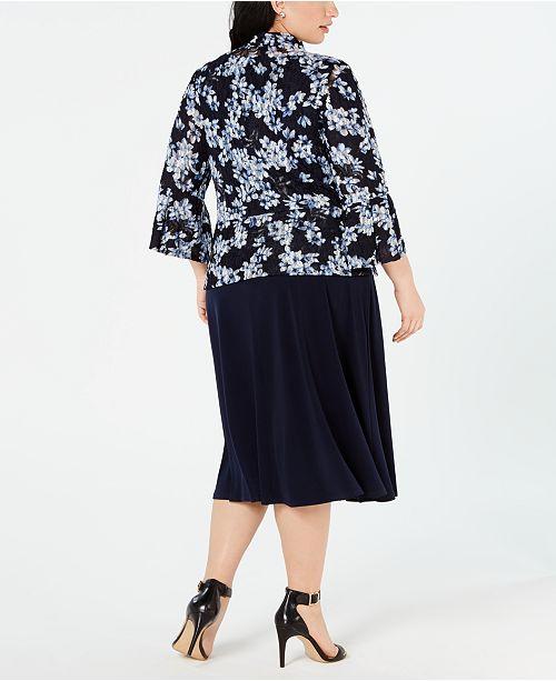HowardVeste robes et en taille Critiques Bleu robe manches Jessica grande Tailles a dentelle en a des dentelle marine N8nyvmw0O