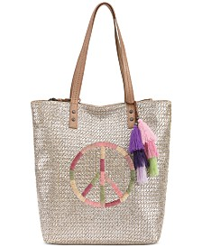 The Sak Palisade Tote, Created for Macys