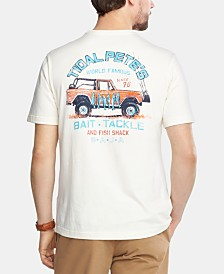 G.H. Bass & Co. Men's Salt Cove Tidal Pete's Graphic T-Shirt