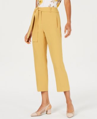 Textured Crepe Pants, Created for Macy's