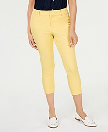 Newport Tummy-Control Cropped Pants, Created for Macy's