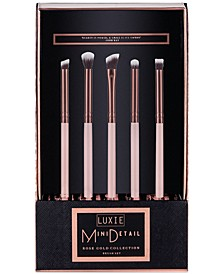 5-Pc. Mini Detail Eye Brush Set