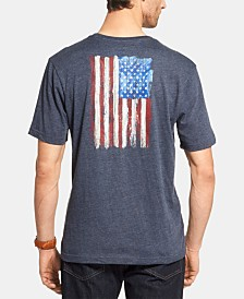 G.H. Bass & Co. Men's Salt Cove Stars & Stripes Graphic T-Shirt