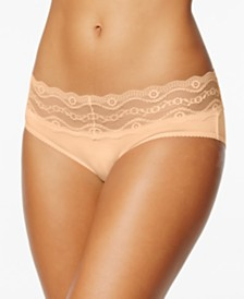 b.tempt'd by Wacoal b.adorable Lace-Waistband Hipster 938182