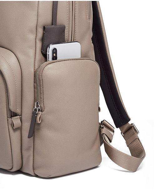 5d217e44b6e Voyageur Carson Leather Backpack