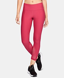 Vanish Microthread Cropped Leggings