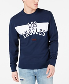 GUESS Men's Los Angeles Graphic Shirt