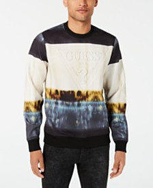 GUESS Men's Ombre Sweatshirt