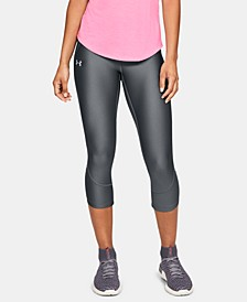 Women's Fly Fast HeatGear® Capri Running Leggings