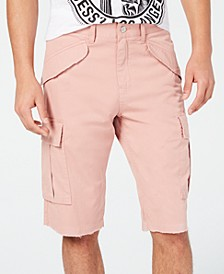 Men's Summery Stretch Cargo Shorts