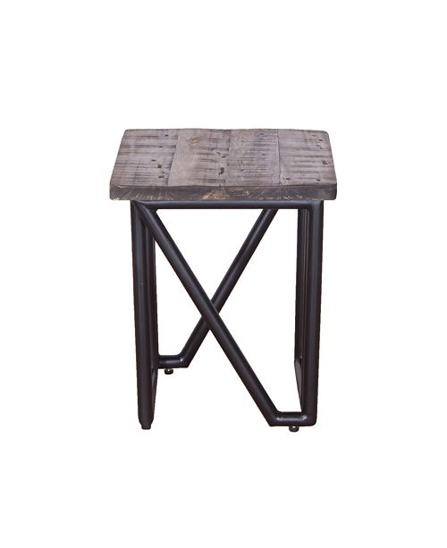 CDI Furniture Casual Modern Stool, Quick Ship