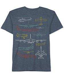 Jem Little Boys Planes T-Shirt