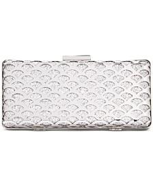 I.N.C. Zelis Glitter Clutch, Created for Macy's