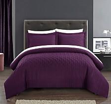 Chic Home Jazmine 3 Piece King Comforter Set