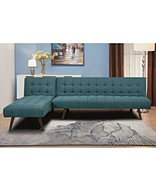 Shelton Convertible Sectional Sofa Bed