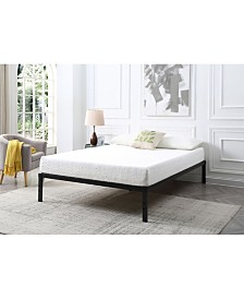 Hardy Queen Wood Slat Bed Frame