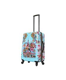 "Car Pintos Ohalina La La 24"" Hardside Spinner Luggage"