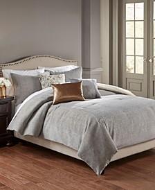 Zachary 6-Pc. Comforter Sets
