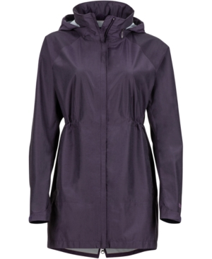 Marmot Coats WOMEN'S CELESTE HOODED RAINCOAT