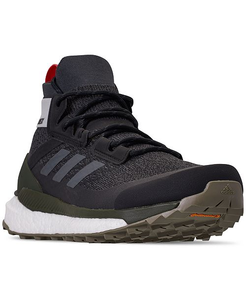 7408b4eb0b adidas Men s Terrex Free Hiker Trail Sneakers from Finish Line ...