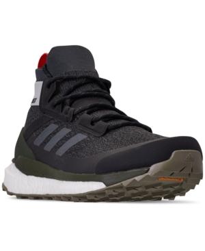 e1c298d83 Adidas Originals Adidas Men s Terrex Free Hiker Trail Sneakers From Finish  Line In Black Grey