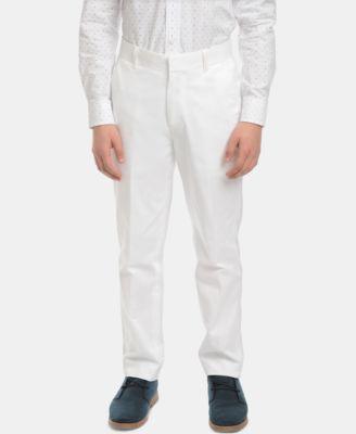 Big Boys Fine Twill Suit Pants