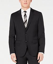 Men's Modern-Fit Wool Suit Jackets