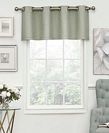 """Luxor Thermalayer 52"""" x 18"""" Grommet Valance"""