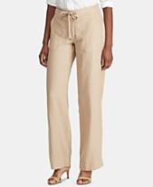 b40d83548 White Linen Pants  Shop White Linen Pants - Macy s