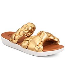 FitFlop Braid Slide Sandals