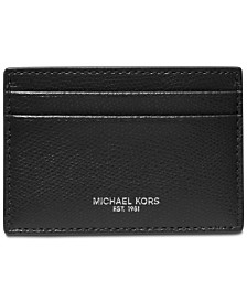 Michael Kors Men's Andy Leather Card Case