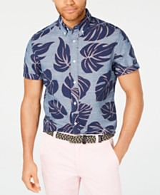 Tommy Hilfiger Men's Broderick Printed Shirt