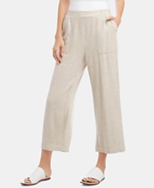 Karen Kane Cropped Pull-On Pants